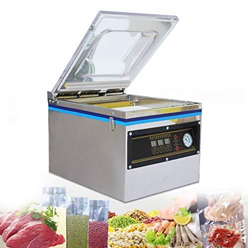 Vacuum Sealer Machine Commercial Desktop Kitchen Vacuum Sealer System Food Saver Sealing Machine 110V