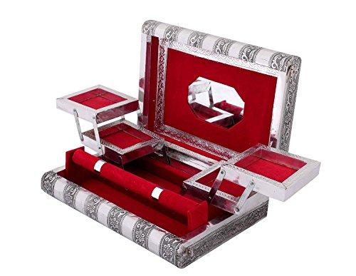 Special Gifts at Good FridayWood Jewelry Box Jewelry Boxes and Organizers Jewelry Storage Decorative Jewelry Box