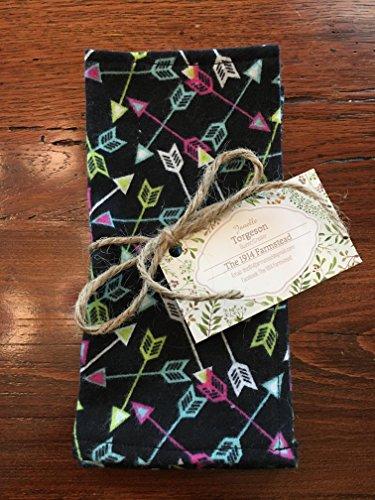 Arrow Fabric Lunchbox Napkins