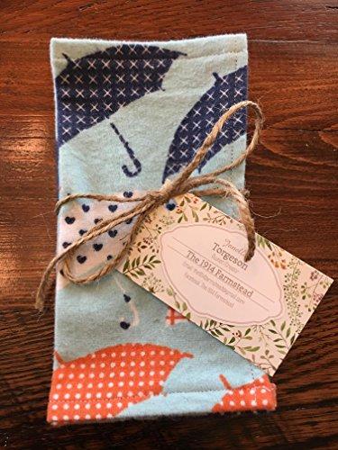 Umbrella Fabric Lunchbox Napkins