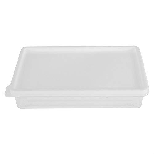 Kitchen Storage Box Bin Refrigerator Transparent Food Fruit Vegetable Storage Box Containers with Lid205cm135cm4cm