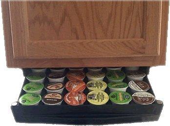 Konceal - Keurig K-Cup Under the Cabinet Storage Drawer