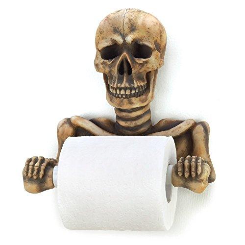 Toilet Paper Holders Spooky Bathroom Wall Toilet Paper Holder Rustic