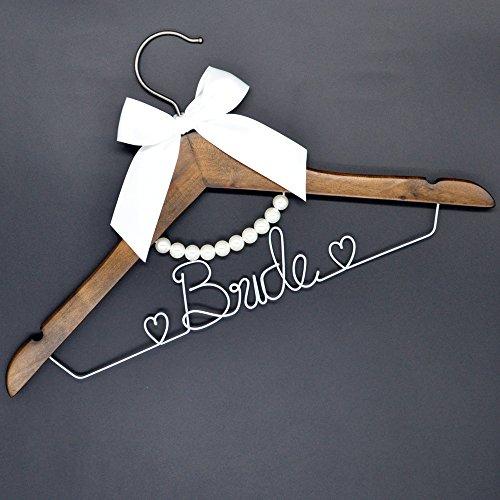 Wedding Dress Hanger Bride Hanger Wire hanger