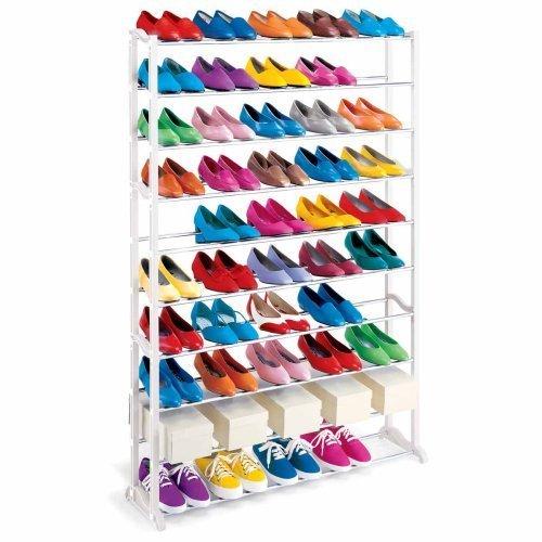 Lynk 145950 50-Pair Shoe Rack