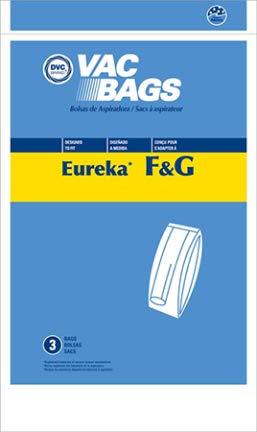 Esso ER-1406 Eureka F G Vacuum Bags44 Pack of 3