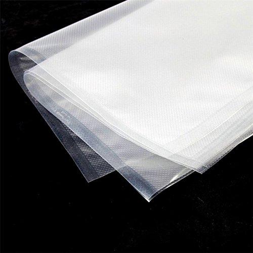 Garcia de Pou 100 Unit 80 Micron Vacuum Pack Bags 40 x 60 cm Polyethylene White One Size
