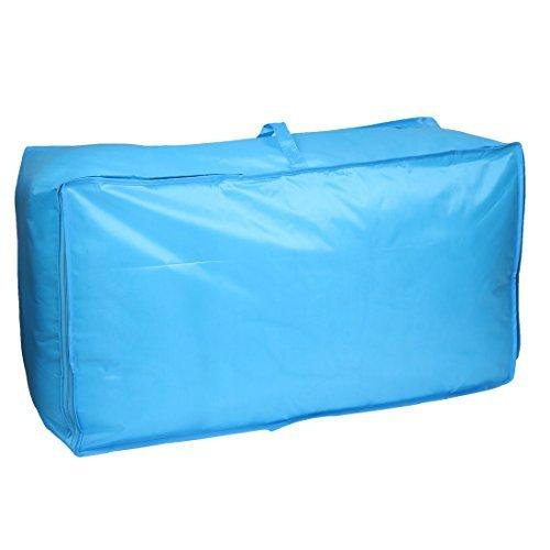 DealMux Foldable Dustproof Quilt Duvet Blanket Pillow Storage Bag Container