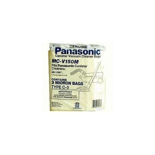 Panasonic Mcv150m Vacum Bag Can C5 MC-V150M