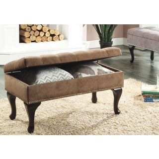 ARTeFAC - RW-732 Classic Fabric Storage Bench