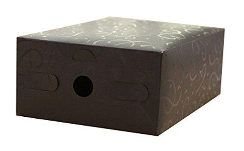 Plastic Organizer Boxes storage box Fashion Carving Design