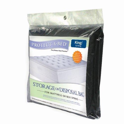 Protect-A-Bed DB001LG Storage or Disposal Bag for Mattress or Box Spring KingCalifornia King