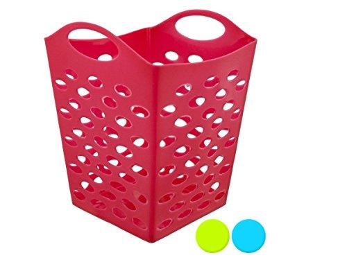 bulk buys HB813-96 Flexible Square Storage Basket
