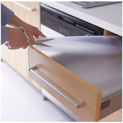 2 X Ikea EVA Plastic Drawer Mat 80012853 Clear