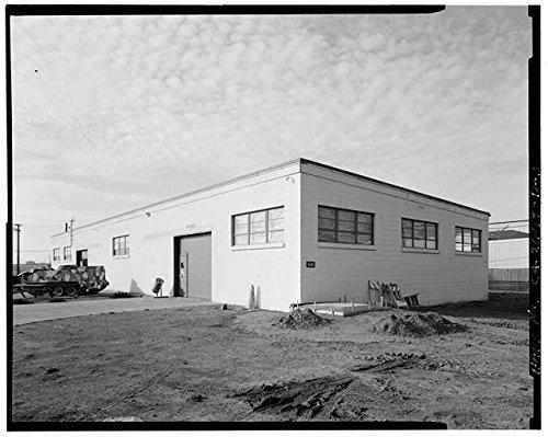 Photo Travis Air Force BaseInert Spares Storage BuildingDixon AveCaliforniaCA2