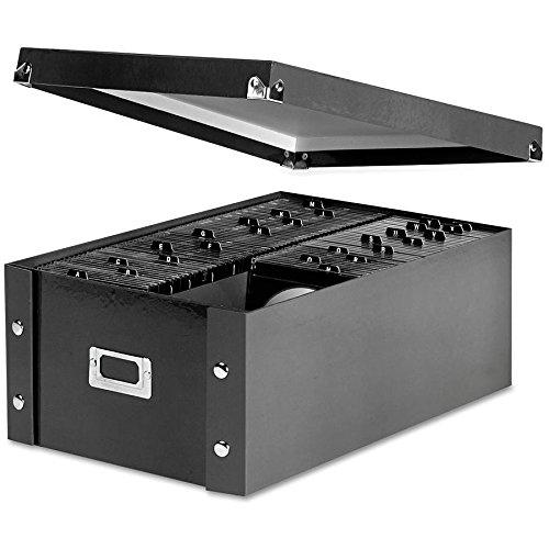 CDDVD Storage Box Holds 120 Slim60 Std Cases