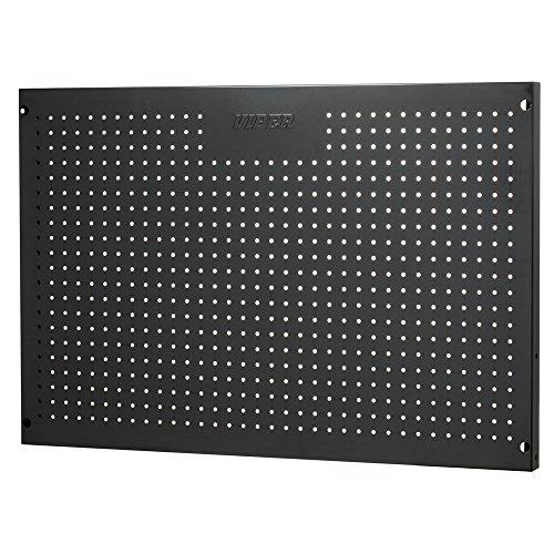 Viper Tool Storage V2436PBBL Pegboard 24-Inch x 36-Inch Black