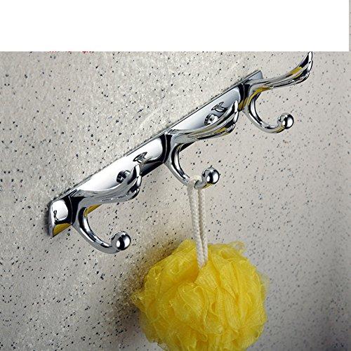 HookRow HookHookWall HangingBehind The Door Clothes HookCoat And Hat Hook-D
