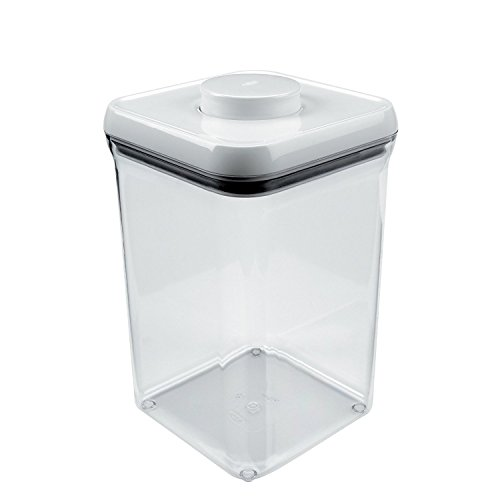 OXO Good Grips POP Square Storage Container  Big Square Lid Medium - 4 Qt