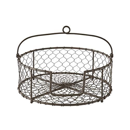 Park Designs Storage Chickenwire Plate Holder Cabinet Organizers