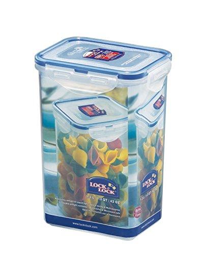 LOCK LOCK Airtight Rectangular Tall Food Storage Container 4396-oz  549-cup