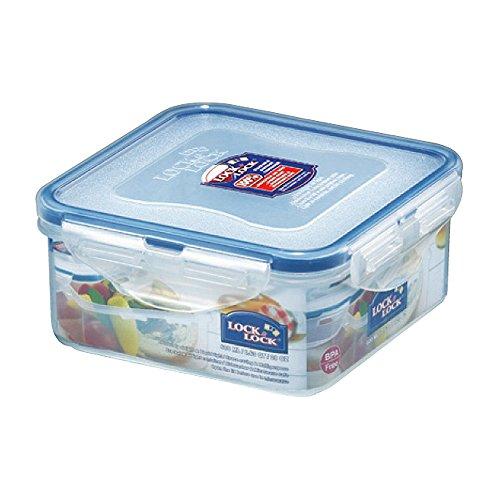 LOCK LOCK Airtight Square Food Storage Container 2029-oz  254-cup