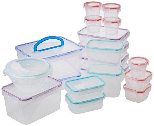 Snapware Airtight Food Storage Set Plastic 38-Piece
