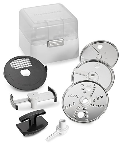KitchenAid KSMFPAEP Food Processor Accessory Kit for model KSM1FPA
