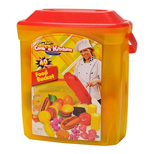 Food Bucket 40-pc Set