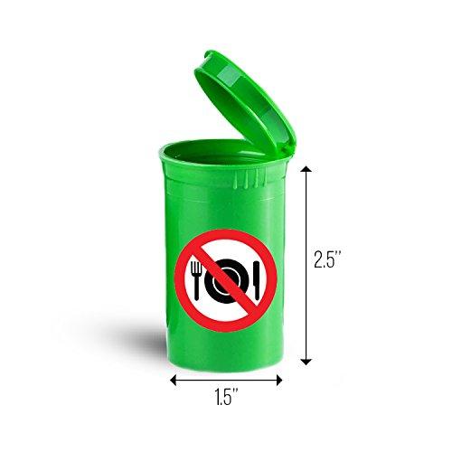 No Food Storage Organizer Bin for Vitamins ID 6196G