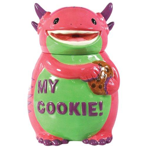 Westland Giftware Kookie Jars My Cookie Monster Cookie Jar 10-12-Inch