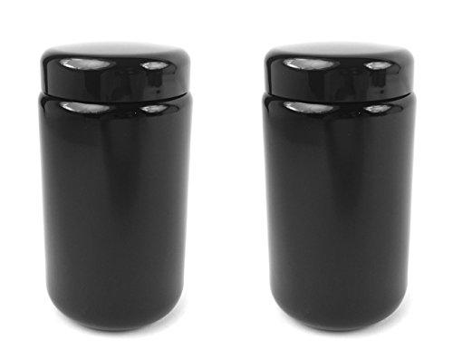 MIRON Violettglas 400ml - Ultraviolet Storage Container  Airtight Smell Proof  Screw Top Jar 2