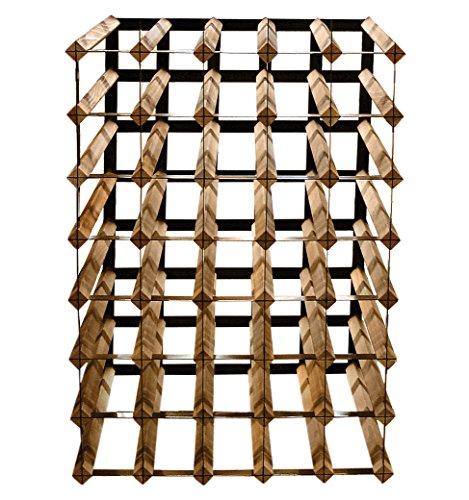 40 Bottle Trellis Wine Cellar Rack