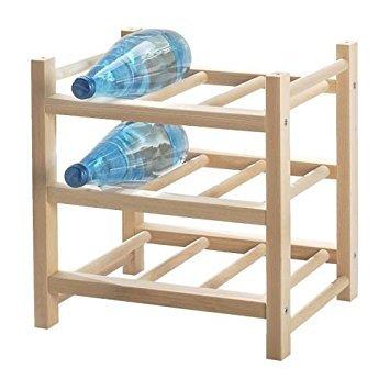 Ikea Hutten 9 Winebottle Rack