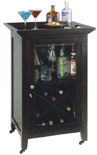 Howard Miller 695-074 Butler Wine Bar Cabinet