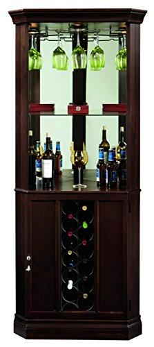 Howard Miller Piedmont III Wine and Bar Storage Cabinet