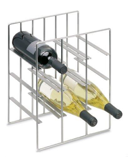Blomus Wine Bottle Storage Holds 9 Bottles