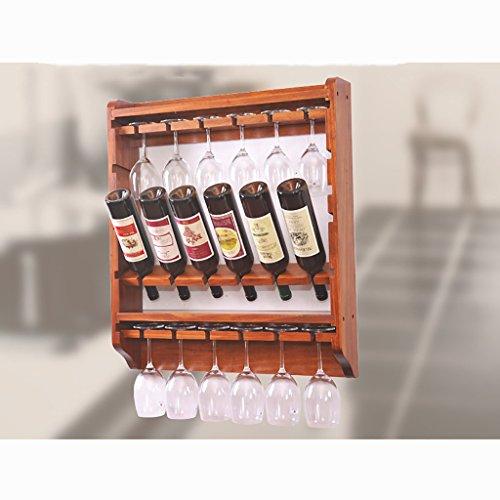 ZCCJJ Wine Bar Contemporary Wine Rack Bottle Wall Mounted Wine Rack Wine Bottle Rack Horizontal Wine Bottle Rack
