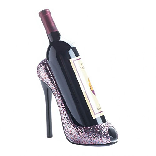 Wine Holderhigh Heel Wine Bottle Holder Decorative Tabletop Unique Wine Holder