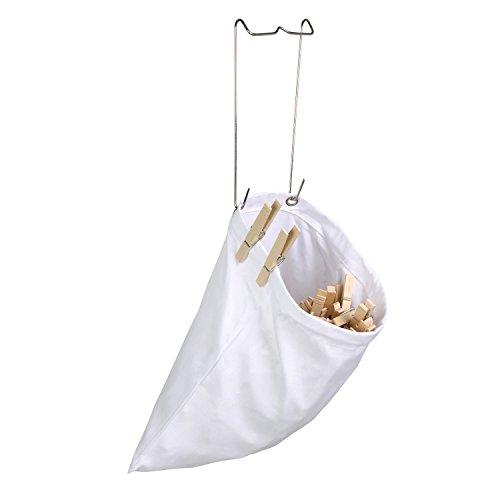 Honey-Can-Do DRY-01313 Clothespin Bag