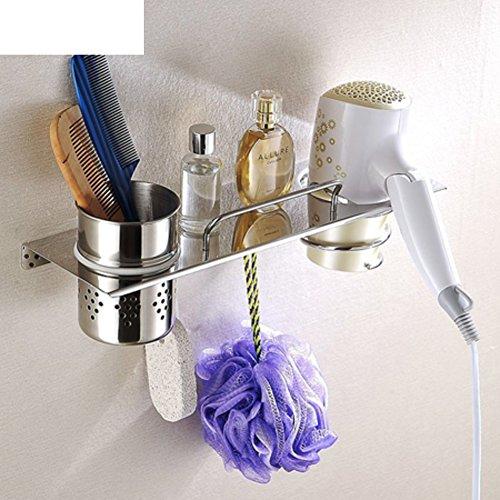 Hair Dryer HolderHair Dryer ShelfHair Blow Dryer Holder blower shelf Ram frame Bathroom Bathroom racks-A