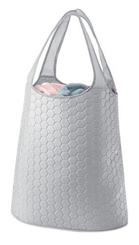 Whitmor Shoulder Laundry Tote Bag