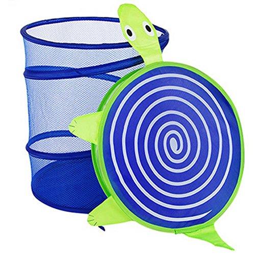 Cartoon Turtle Foldable Laundry Bag Fashionable Style Household Essentials