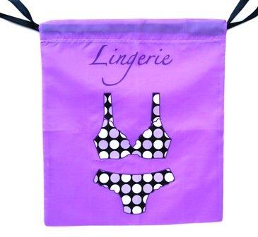 Travel Lingerie Laundry Bag By Jetset