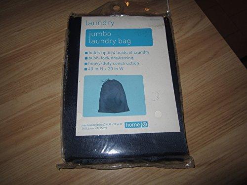 Jumbo Laundry Bag By Home