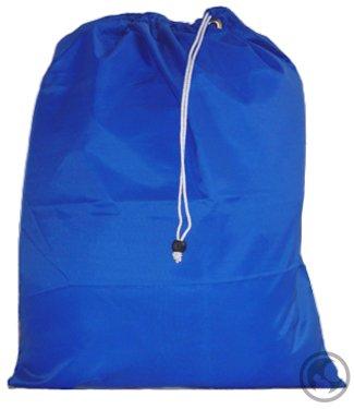 Royal Blue Laundry Bag with Drawstring Grommets Medium Size 24x36