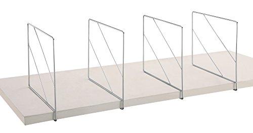 Neu Home Stackable Shelf Divider 2pc