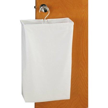 Household Essentials Canvas Hanging Hamper Bag