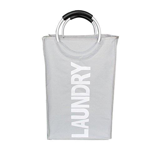 Guurachi Foldable Laundry Hamper Tote …