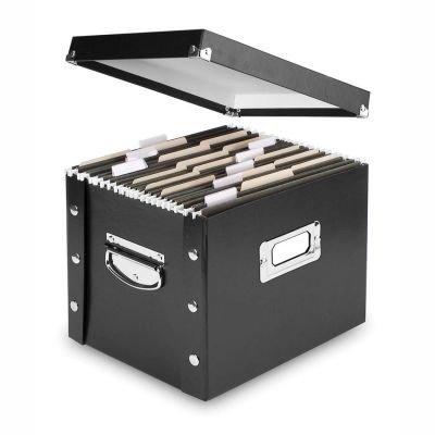 IdeaStream Collapsible Desktop File Box SO12